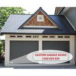 Domes Garage Door Label