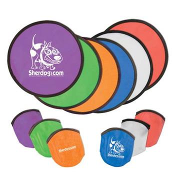 Folding Frisbees | FOFR