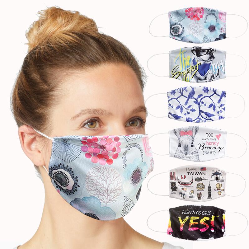 Fabric Face Masks - Non Medical